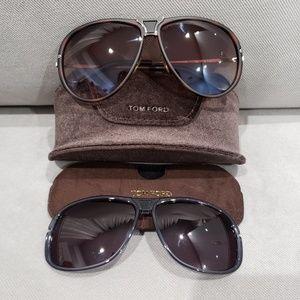 Tom Ford Robbie Double Lens SunglassesFT0286 91A